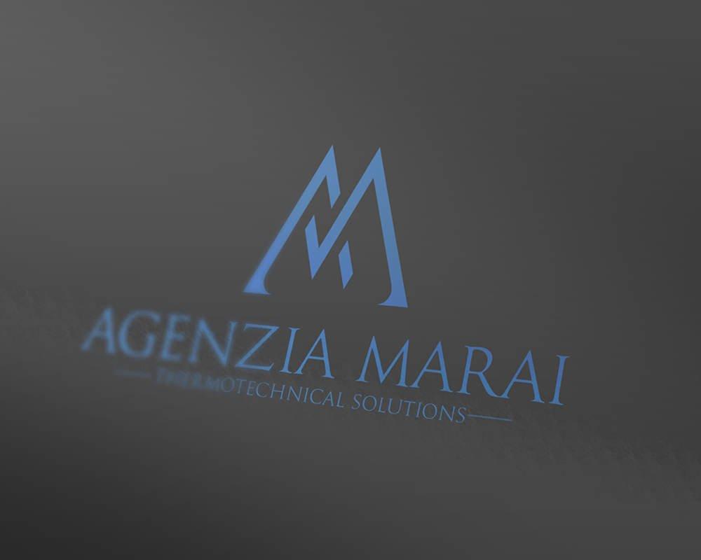Logo Design Agenzia Marai
