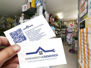 Biglietti da Visita Ferramenta Cremonesi