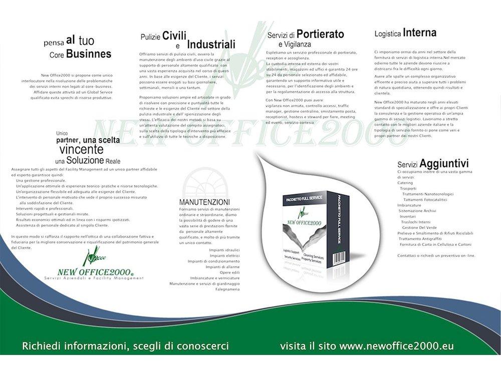 Brochure by emmebi