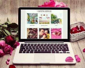Sito Web Garden Shop