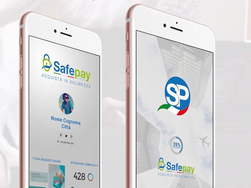 Sito Web Safepay